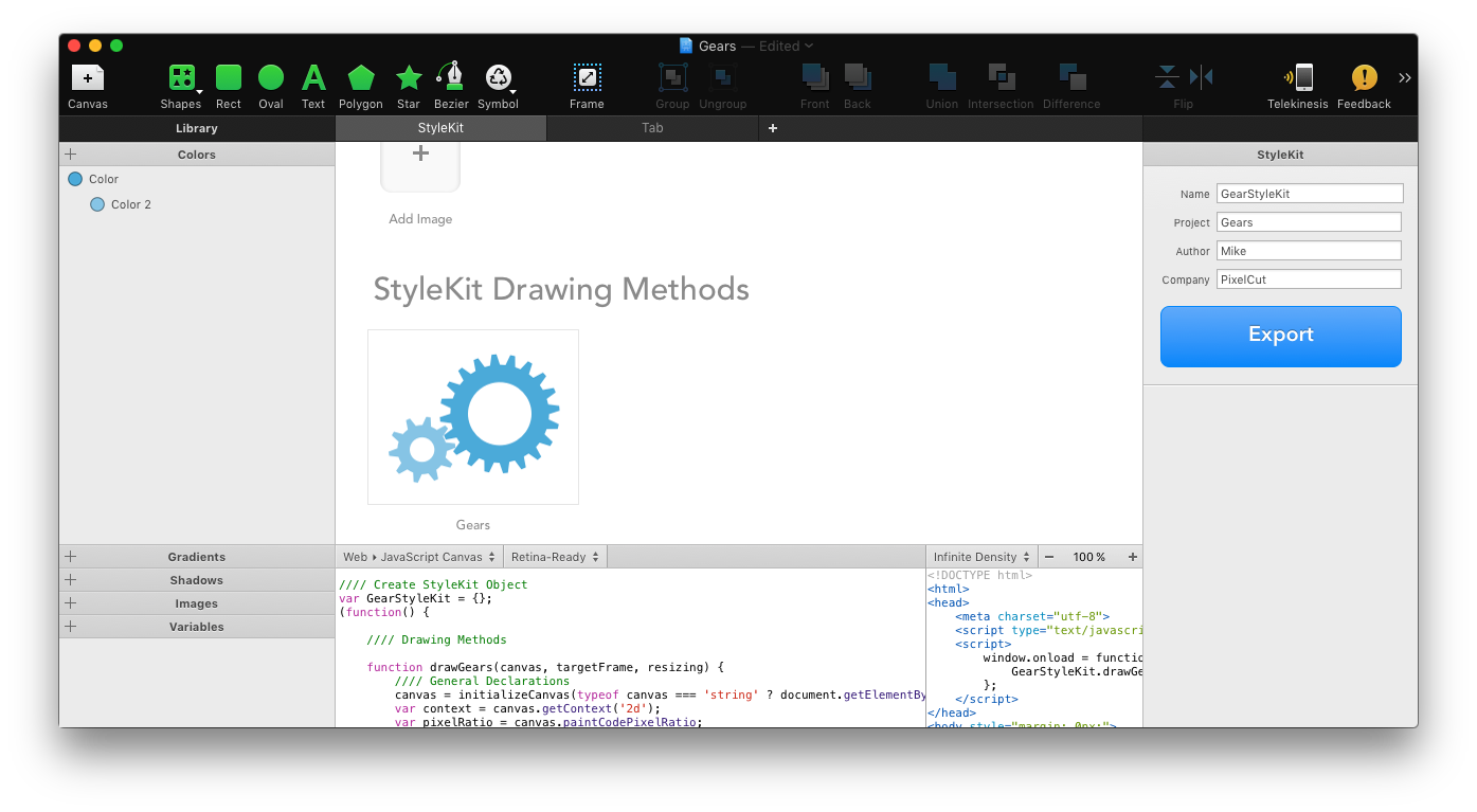 StyleKit Screenshot
