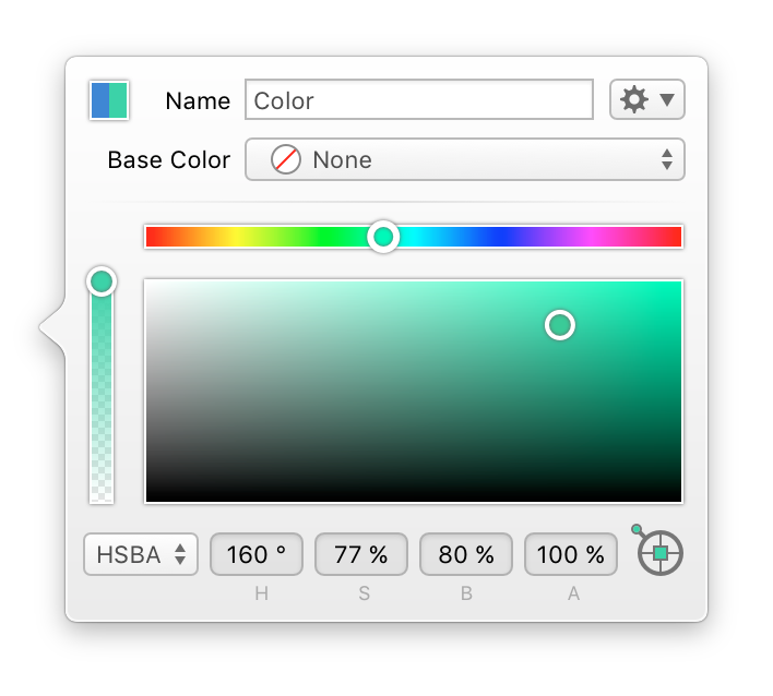 PaintCode Power User: Library Colors